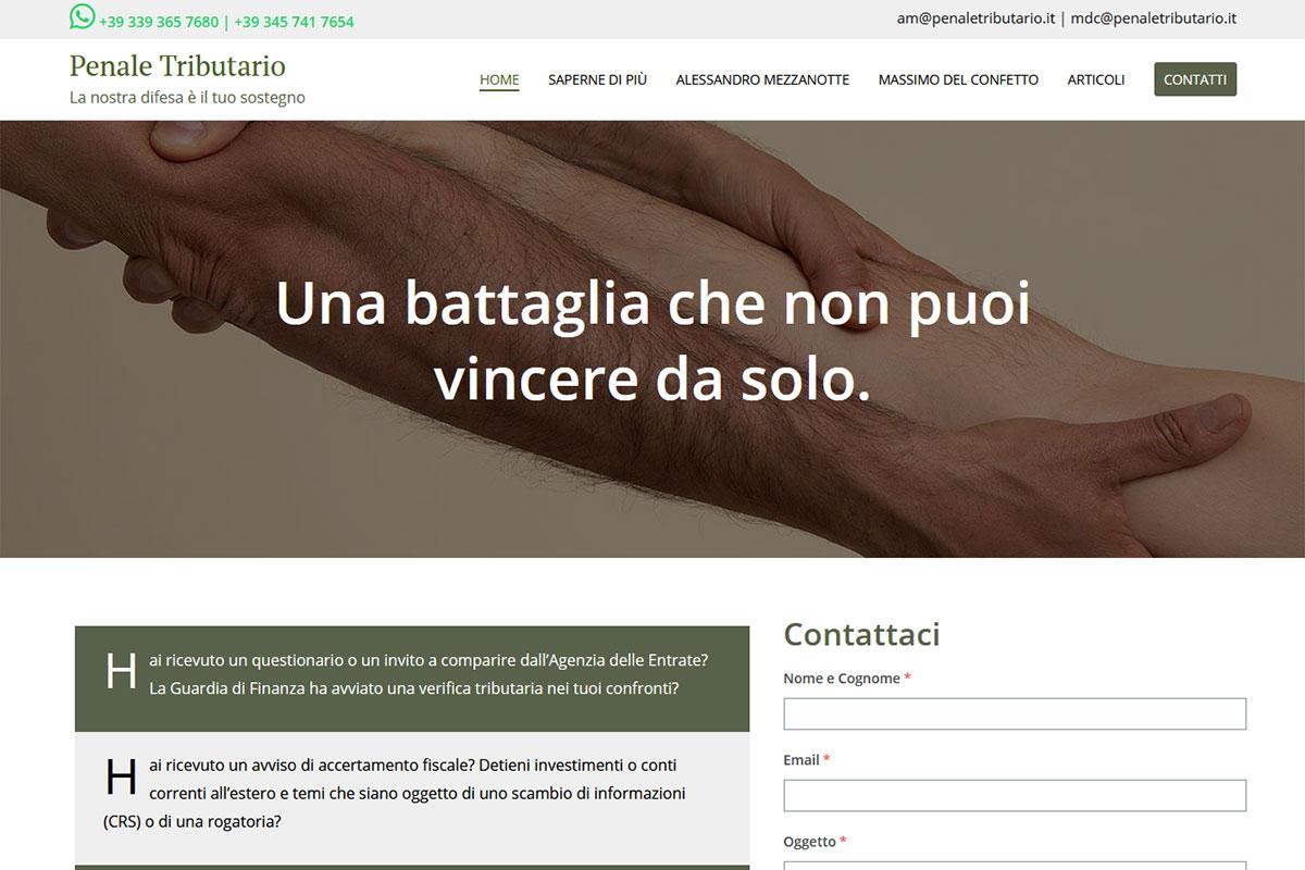 Penale Tributario - Avvocati a Milano